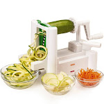 Farberware Spiraletti 3 Blade Fruit and Vegetable Slicer