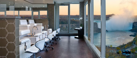 Ultimate Niagara Spa Experience Package - Sheraton on the Falls Hotel