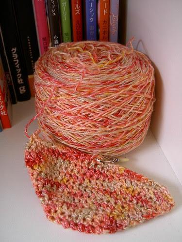 Crochet by Faye Clunky Lace socks