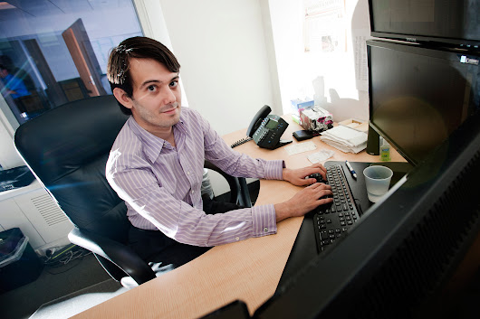 Shkreli Was Right: Everyone's Hiking Drug Prices