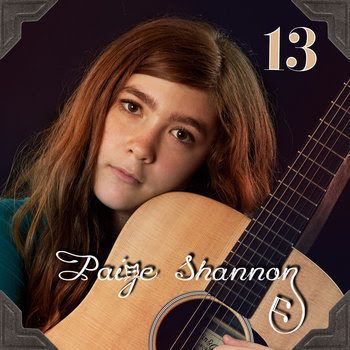 13 - EP cover art