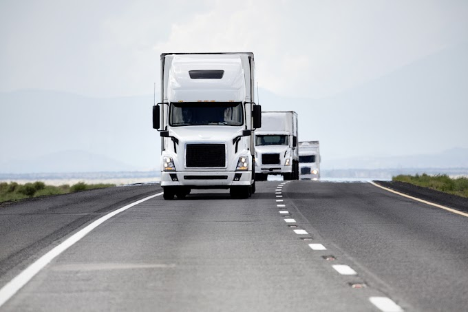 Lucky Offers Ads((Via-News)) Why more women are taking trucking jobs