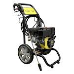 2,400 PSI Gas Cold Water Power Pressure Washer 2.2 GPM 3.5 Liter Carwash Clean