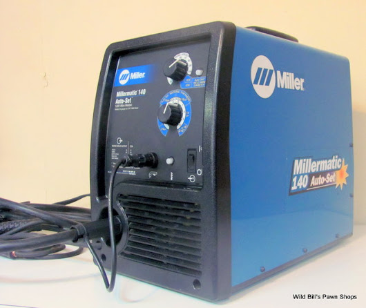 S. 1st Location – Millermatic 140 Welder