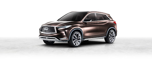 Infiniti Releases New Concept for the QX50 - Baker Motor Company
