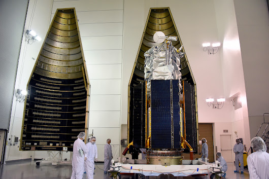 WATCH LIVE TUESDAY: Atlas V Rocket Launching WorldView-4 Satellite