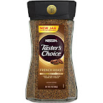 Nescafe Taster's Choice French Roast Instant Coffee - 7 oz jar