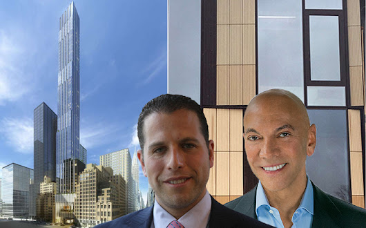 Ceruzzi scores $300M construction loan for Midtown East luxury condo