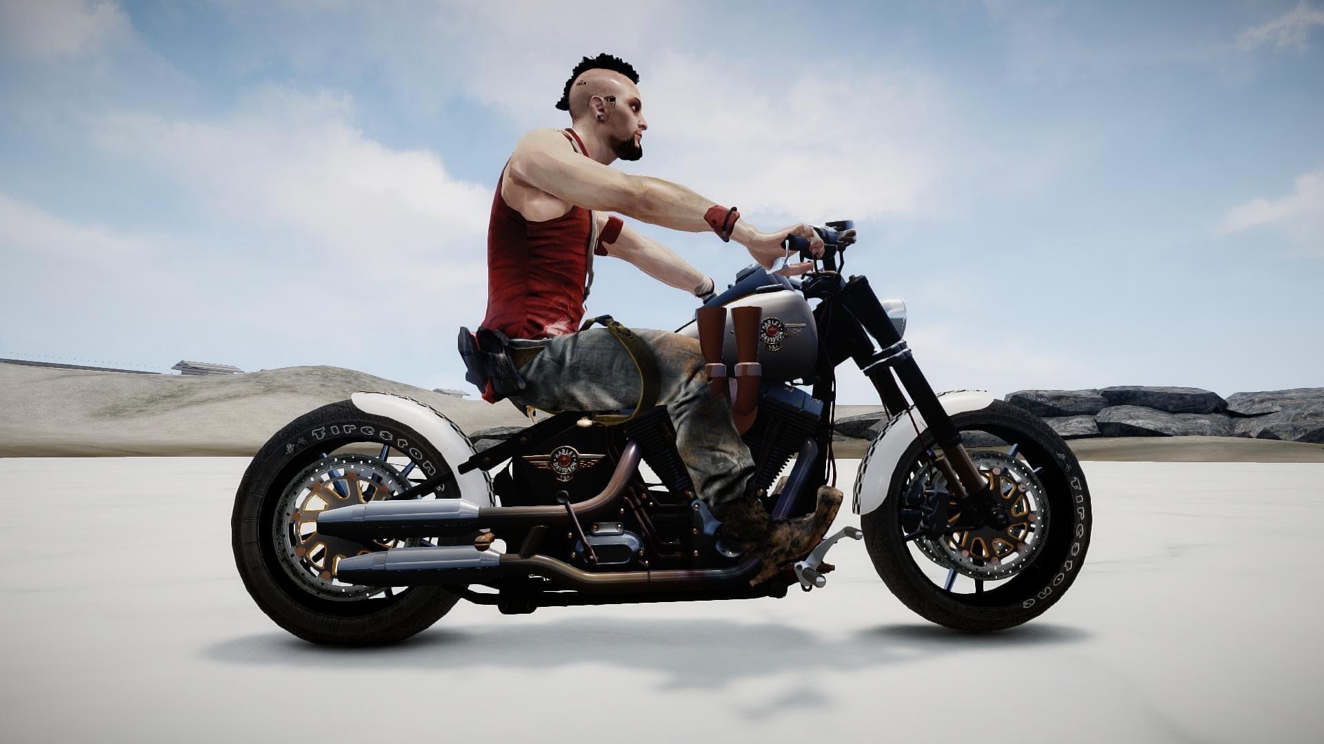 Bobber Motorcycle Wallpaper (62+ images)