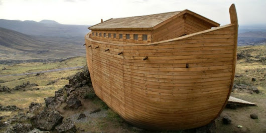 Noah's Ark Opens its Doors to a Storm of Controversy - Breaking Israel News | Israel Latest News, Israel Prophecy News