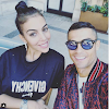 Adorable photo of Cristiano Ronaldo and his girlfriend Georgina Rodríguez
