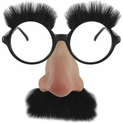 Grouncho Marx Glasses
