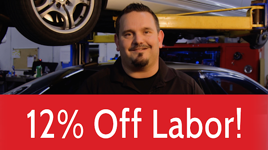 12% off German Auto Service During April 2018 Roseville, Rocklin | BMW