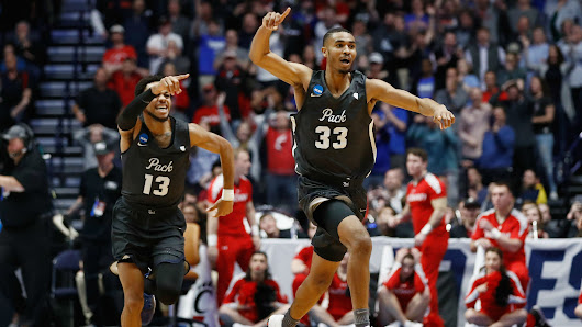 March Madness 2018: No. 7 Nevada celebrates sending No. 2 Cincinnati home | NCAA Basketball | Sporting News