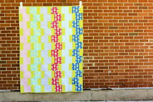 Offset Quilt by Jeni Baker