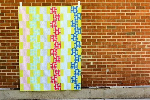 Offset Quilt by Jeni Baker