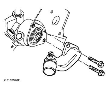 Wiring Diagram: 29 2002 Chevy Venture Heater Hose Diagram