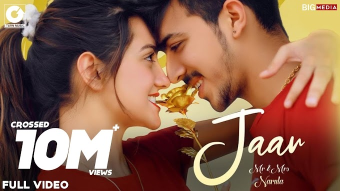 Jaan lyrics Mr and Mrs Narula and Param Sidhu
