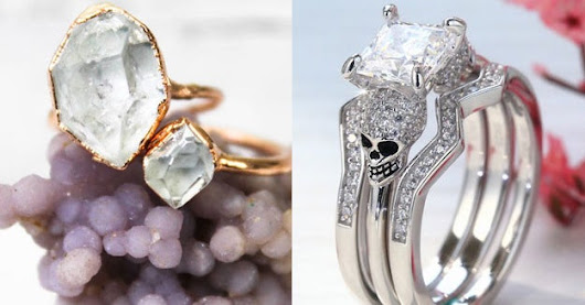 24 Pretty Engagement Rings That'll Make You Cry Tears Of Joy