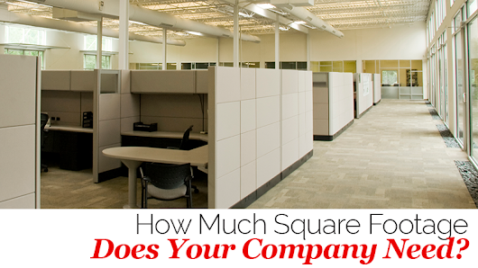 How Much Square Footage Does Your Company Need? - Alterra Real Estate Advisors LLC