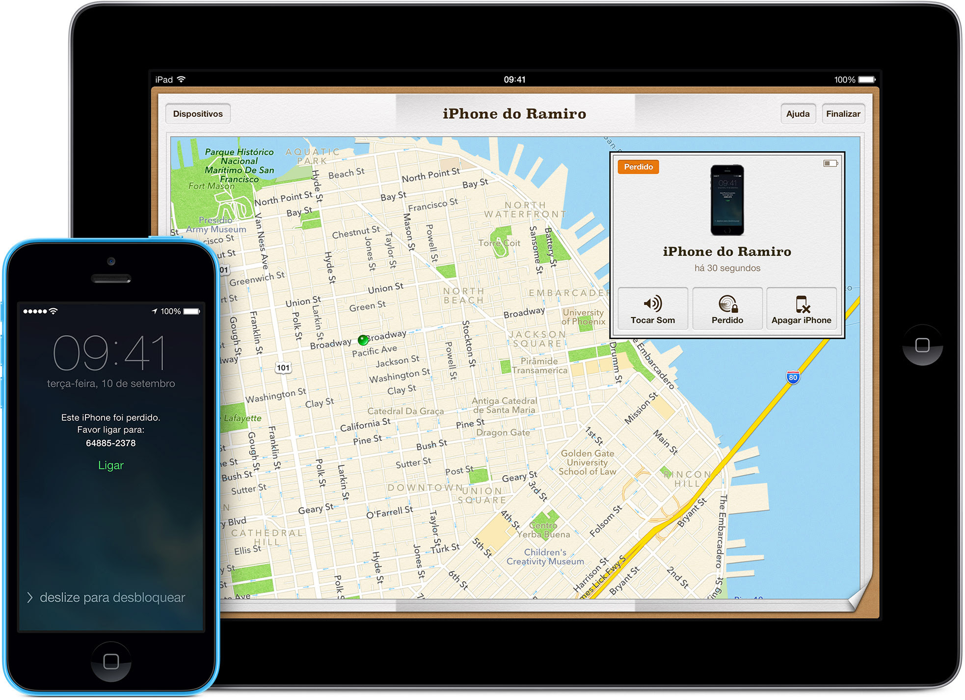 Como rastrear seu iPhone ou iPad em caso de roubo ou perca