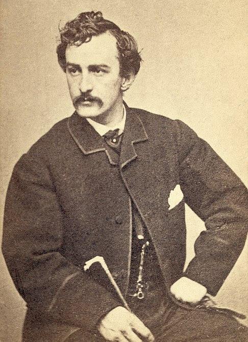 File:John Wilkes Booth-portrait.jpg