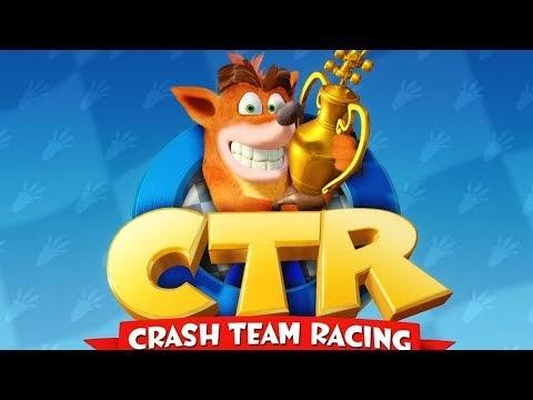 Crash Team Racing Nitro-Fueled Full Game Walkthrough