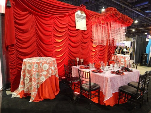 Jovani Linens & Floral Design Wins Another Dazzle Award this Year in Las Vegas | Las Vegas Wedding Blog