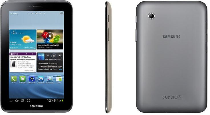 صور samsung Galaxy Tab 2 7.0 P3100