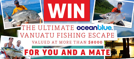 Win a Fishing Escape