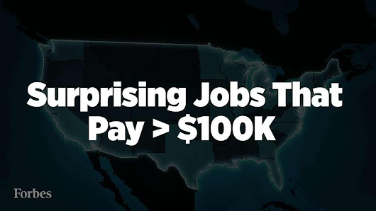 America's Most Surprising Six-Figure Jobs
