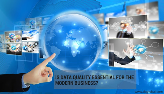 Is Data Quality Essential for Modern Business?