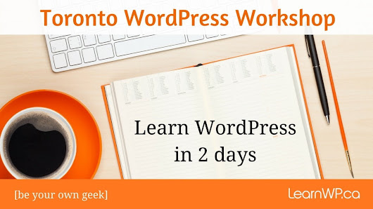 WordPress Workshop in Toronto | WordPress Workshop for Artists~ Alton Mills