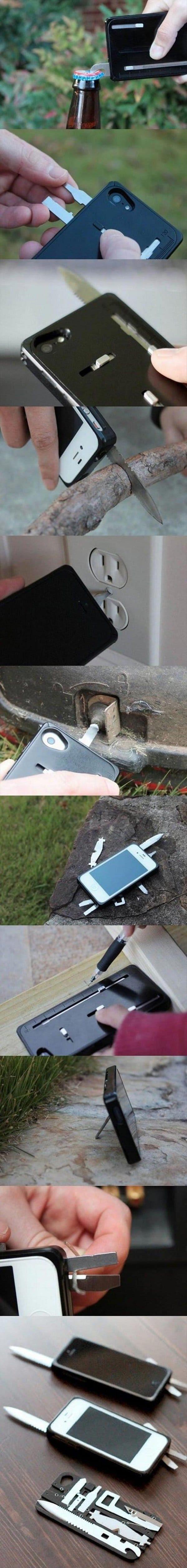 multi tool iphone 5 case