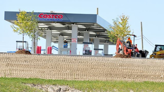 Waterloo Costco getting set to open