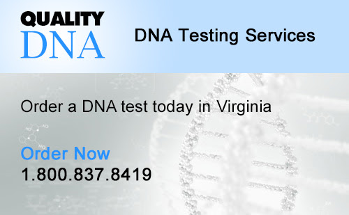 DNA Test Virginia | Quality DNA Tests