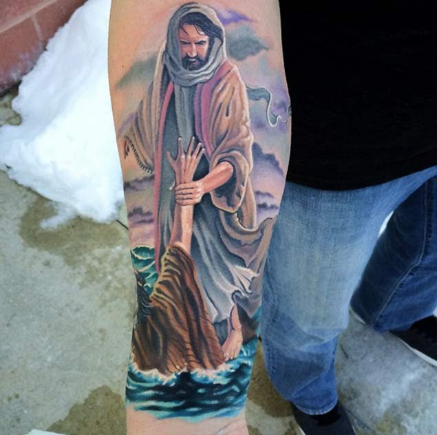 184 Most Sacred Christian Tattoos February 2019