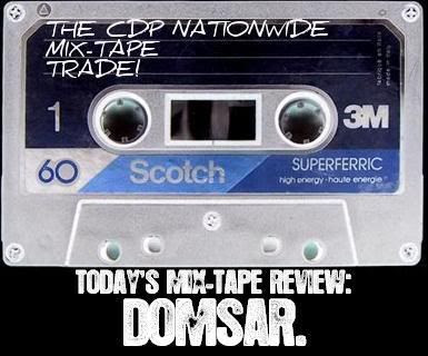 CDP Mix-Tape Trade Wrap Party.