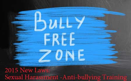 2015 Sexual Harassment - Anti-Bullying Training - Employment Rights Attorneys