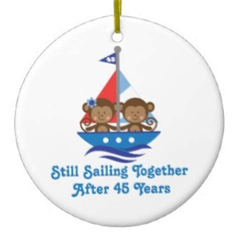 45th wedding anniversary gifts   Top Presents for 2018