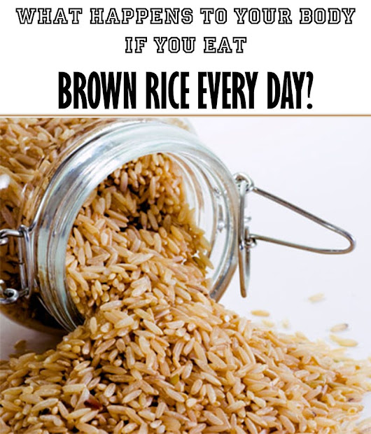 Is brown rice good for weight loss?