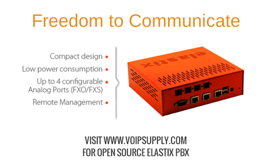 Configurable Elastix PBX for Open Source VoIP Phone Systems