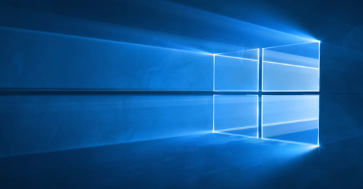 Microsoft went all out for its Windows 10 desktop background
