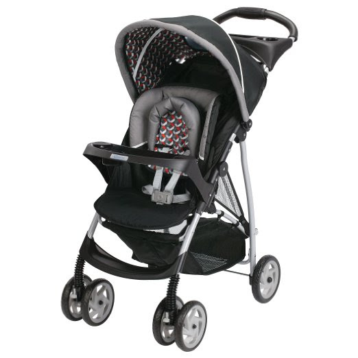 Graco Lite Rider Click Connect Stroller Reviews 2016 | OMG Stroller