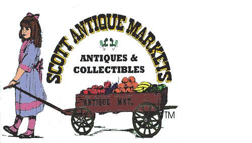 Scott Antique Market by scottads2003.