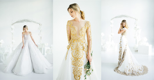 These Dresses by RoyAnne Camillia Will Make You Fall in Love With Delicate Details!