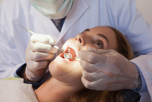 4 non-dental health problems your dentist might spot