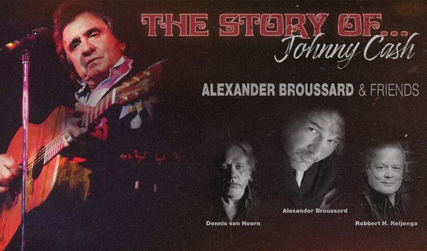 The Story of Johny Cash in Theater Ludens