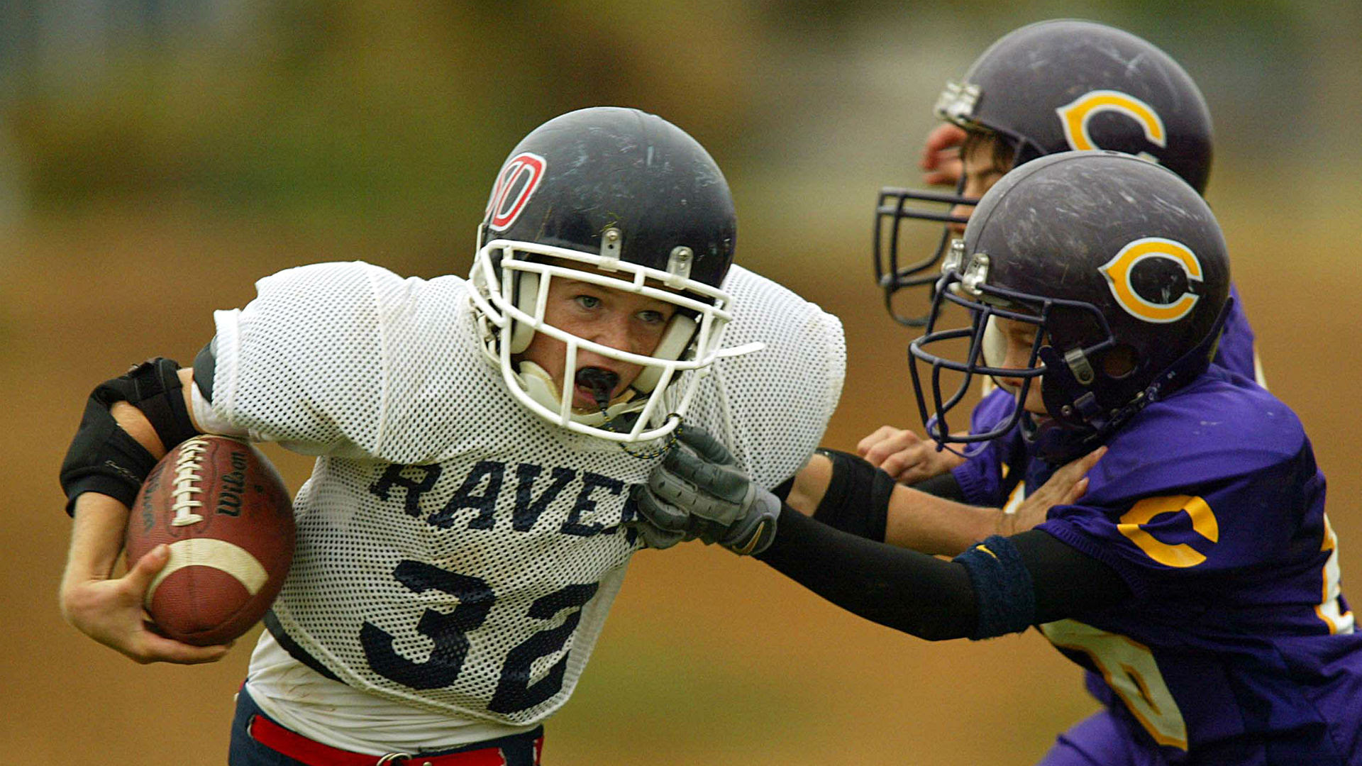 NFLbacked program not making youth football any safer, report says  NFL  Sporting News