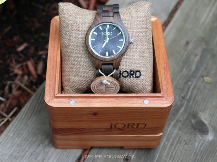 Unique Gift of Time JORD Wood Watches